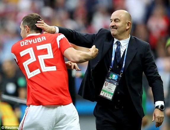Nga thắng Saudi Arabia '5 sao' ở trận khai mạc World Cup ảnh 32