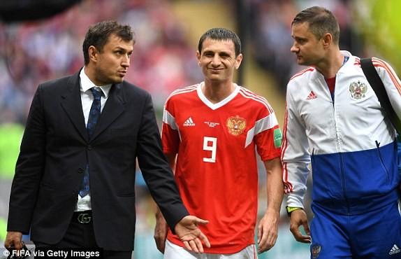 Nga thắng Saudi Arabia '5 sao' ở trận khai mạc World Cup ảnh 25