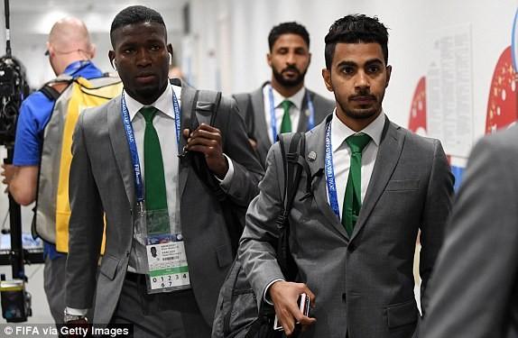 Nga thắng Saudi Arabia '5 sao' ở trận khai mạc World Cup ảnh 8