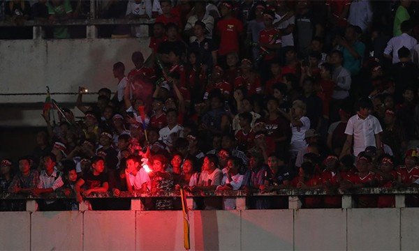 Văn Toàn bị từ chối bàn thắng, Việt Nam chia điểm với Myanmar ảnh 17