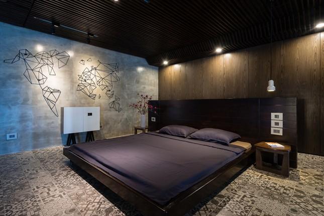 Căn hộ 2 tầng đẹp miễn chê trong tòa nhà cao nhất Việt Nam ảnh 16