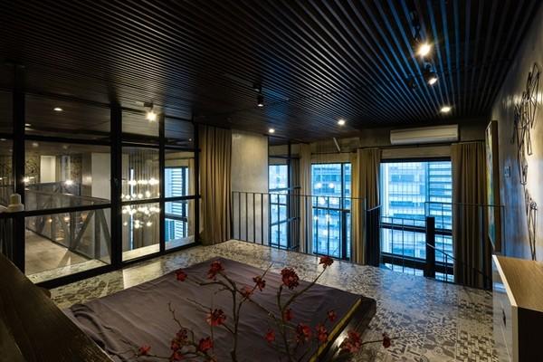 Căn hộ 2 tầng đẹp miễn chê trong tòa nhà cao nhất Việt Nam ảnh 17
