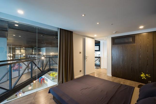 Căn hộ 2 tầng đẹp miễn chê trong tòa nhà cao nhất Việt Nam ảnh 18