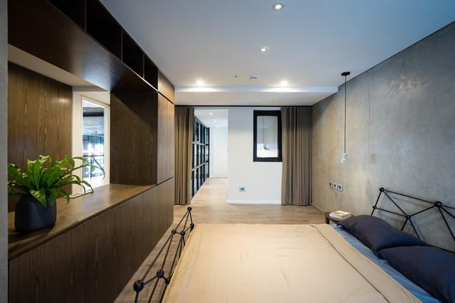 Căn hộ 2 tầng đẹp miễn chê trong tòa nhà cao nhất Việt Nam ảnh 19