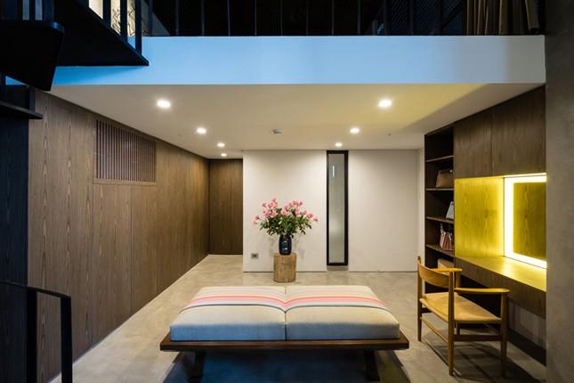 Căn hộ 2 tầng đẹp miễn chê trong tòa nhà cao nhất Việt Nam ảnh 20