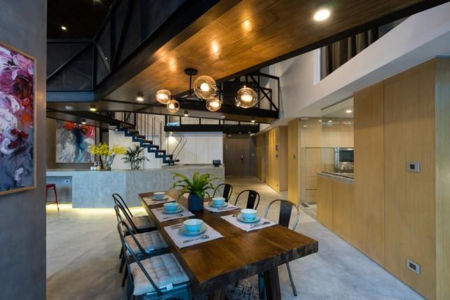 Căn hộ 2 tầng đẹp miễn chê trong tòa nhà cao nhất Việt Nam ảnh 14