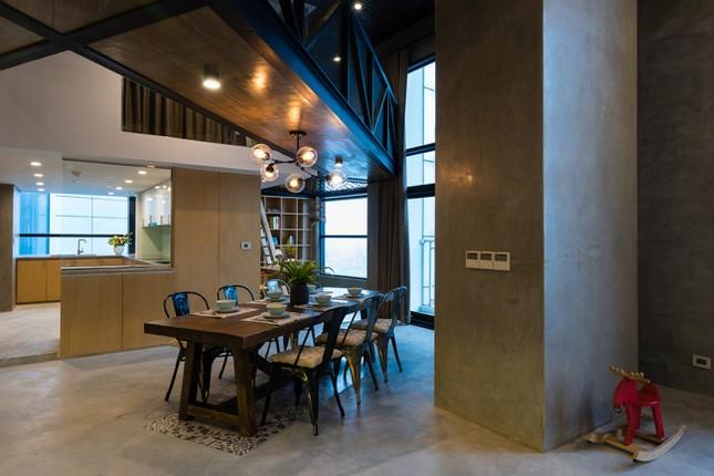 Căn hộ 2 tầng đẹp miễn chê trong tòa nhà cao nhất Việt Nam ảnh 8