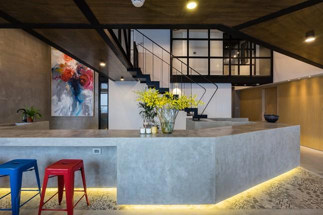 Căn hộ 2 tầng đẹp miễn chê trong tòa nhà cao nhất Việt Nam ảnh 13