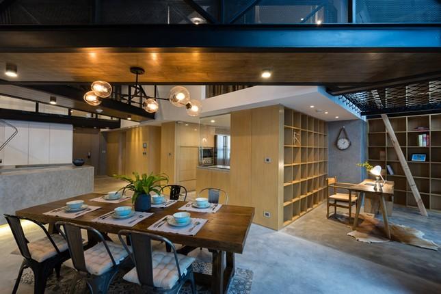 Căn hộ 2 tầng đẹp miễn chê trong tòa nhà cao nhất Việt Nam ảnh 10