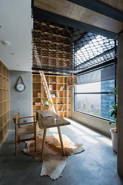 Căn hộ 2 tầng đẹp miễn chê trong tòa nhà cao nhất Việt Nam ảnh 11