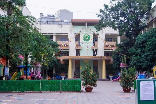 Nhiều trường học Thủ đô đóng kín cửa, không một bóng người ảnh 7
