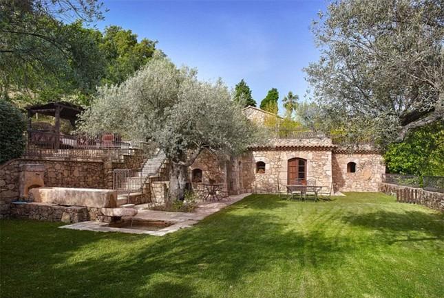Ngôi nhà đẹp như mơ của tài tử Johnny Depp ảnh 2