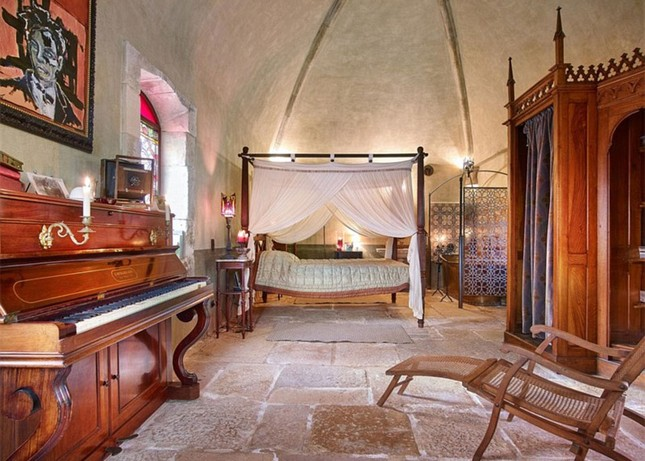 Ngôi nhà đẹp như mơ của tài tử Johnny Depp ảnh 6