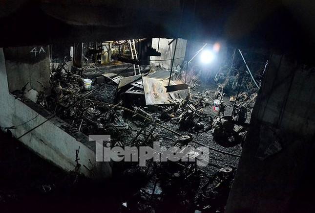 Điểm lại những vụ cháy chung cư xảy ra tại Hà Nội ảnh 1
