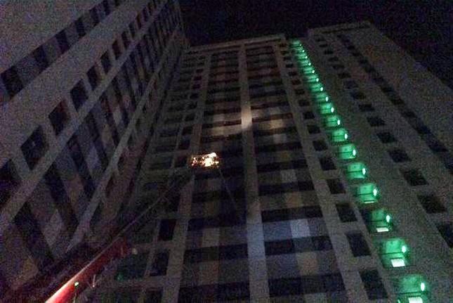 Điểm lại những vụ cháy chung cư xảy ra tại Hà Nội ảnh 3