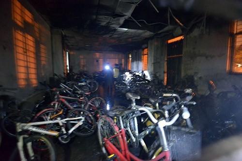 Điểm lại những vụ cháy chung cư xảy ra tại Hà Nội ảnh 4