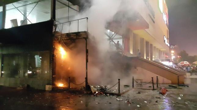 Điểm lại những vụ cháy chung cư xảy ra tại Hà Nội ảnh 6