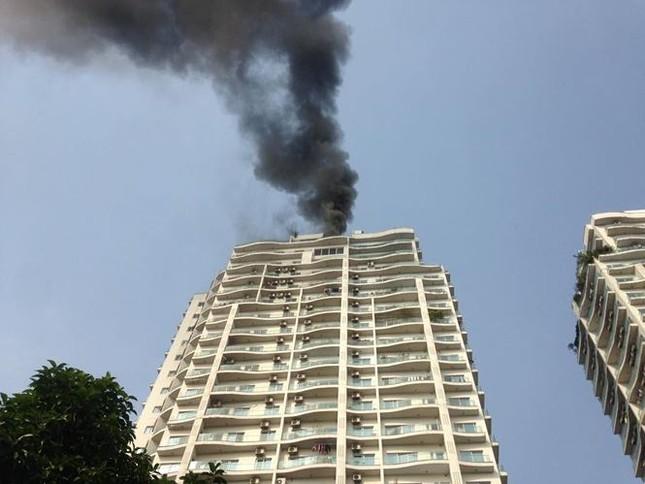 Điểm lại những vụ cháy chung cư xảy ra tại Hà Nội ảnh 7