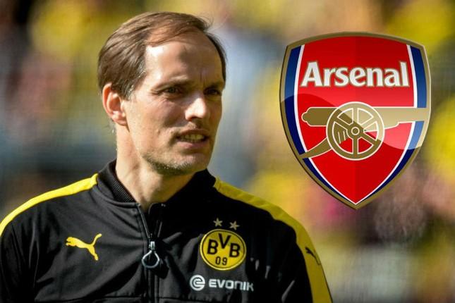 Arsenal đã tìm được HLV thay Wenger ở mùa giải mới ảnh 1