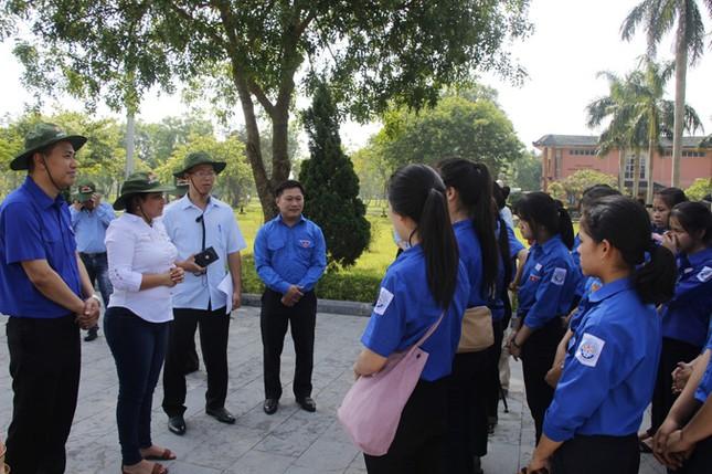 Đoàn đại biểu cấp cao T.Ư Đoàn TNCS Cuba thăm Quảng Trị ảnh 1