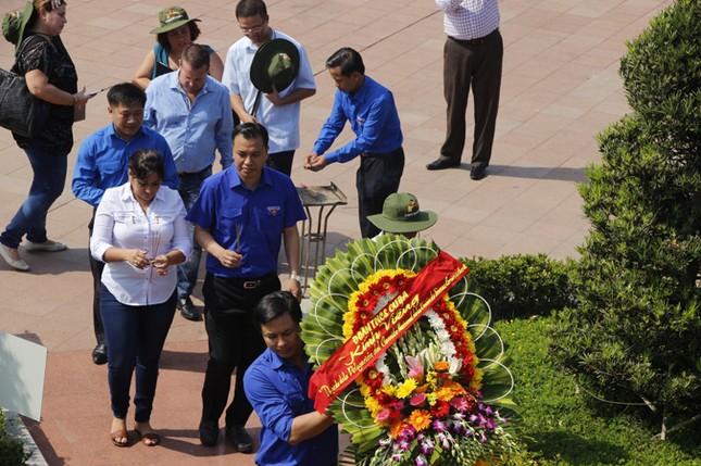 Đoàn đại biểu cấp cao T.Ư Đoàn TNCS Cuba thăm Quảng Trị ảnh 4