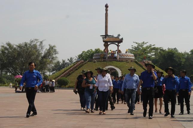 Đoàn đại biểu cấp cao T.Ư Đoàn TNCS Cuba thăm Quảng Trị ảnh 7