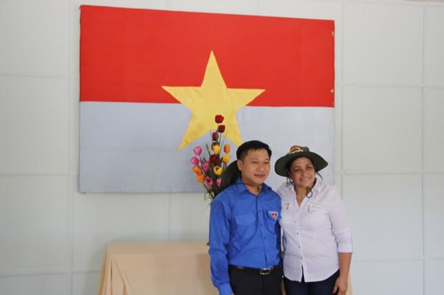 Đoàn đại biểu cấp cao T.Ư Đoàn TNCS Cuba thăm Quảng Trị ảnh 13