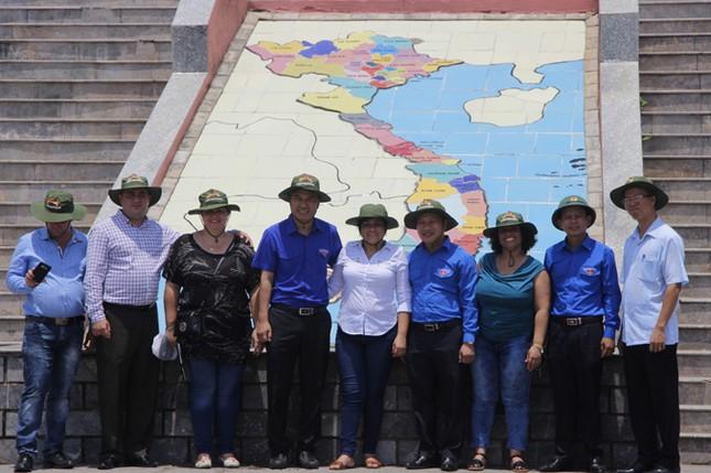 Đoàn đại biểu cấp cao T.Ư Đoàn TNCS Cuba thăm Quảng Trị ảnh 15