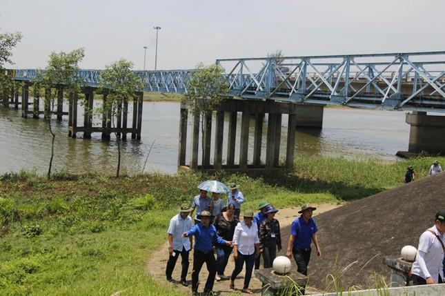 Đoàn đại biểu cấp cao T.Ư Đoàn TNCS Cuba thăm Quảng Trị ảnh 16