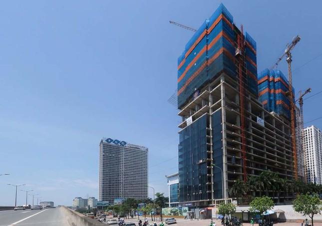Gần 100 dự án bất động sản ở Hà Nội 'cắm' ngân hàng ảnh 1