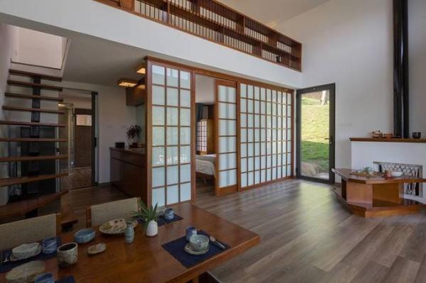 Ngôi nhà kiểu Nhật giữa lưng chừng núi Hòa Bình ảnh 4