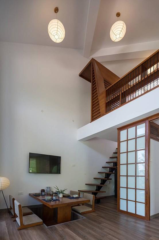 Ngôi nhà kiểu Nhật giữa lưng chừng núi Hòa Bình ảnh 5