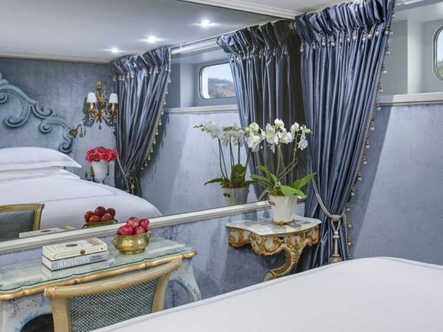 Bên trong siêu du thuyền xa xỉ như cung điện Hoàng gia ảnh 10
