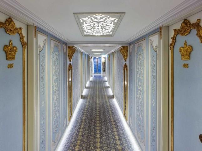 Bên trong siêu du thuyền xa xỉ như cung điện Hoàng gia ảnh 9