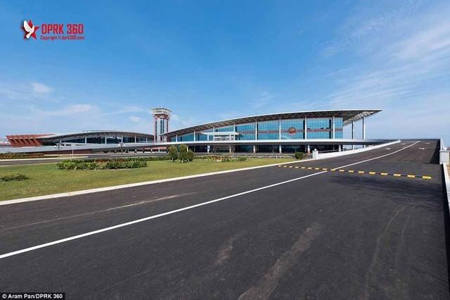 Sân bay 200 triệu đô từng là căn cứ quân sự của Triều Tiên ảnh 10