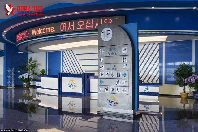 Sân bay 200 triệu đô từng là căn cứ quân sự của Triều Tiên ảnh 4