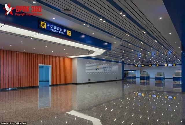 Sân bay 200 triệu đô từng là căn cứ quân sự của Triều Tiên ảnh 7