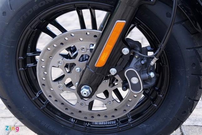 Chi tiết Harley Forty-Eight 2016 vừa ra mắt tại Việt Nam ảnh 10