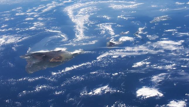 NASA công bố 15 hình ảnh ấn tượng nhất về trái đất năm 2015 ảnh 2