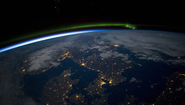 NASA công bố 15 hình ảnh ấn tượng nhất về trái đất năm 2015 ảnh 4