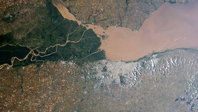 NASA công bố 15 hình ảnh ấn tượng nhất về trái đất năm 2015 ảnh 5