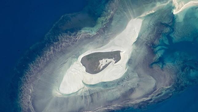 NASA công bố 15 hình ảnh ấn tượng nhất về trái đất năm 2015 ảnh 8