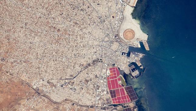 NASA công bố 15 hình ảnh ấn tượng nhất về trái đất năm 2015 ảnh 11