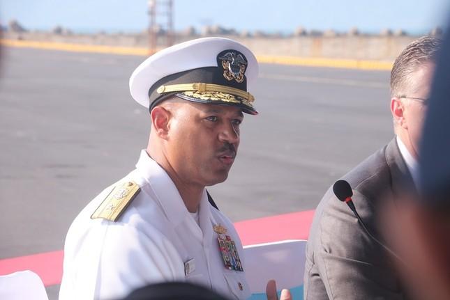 Mỹ mong muốn đưa tàu ngầm thăm Việt Nam ảnh 3