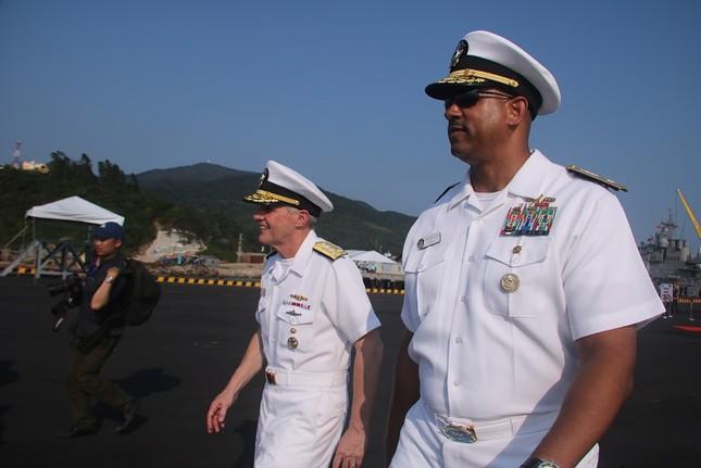 Mỹ mong muốn đưa tàu ngầm thăm Việt Nam ảnh 4