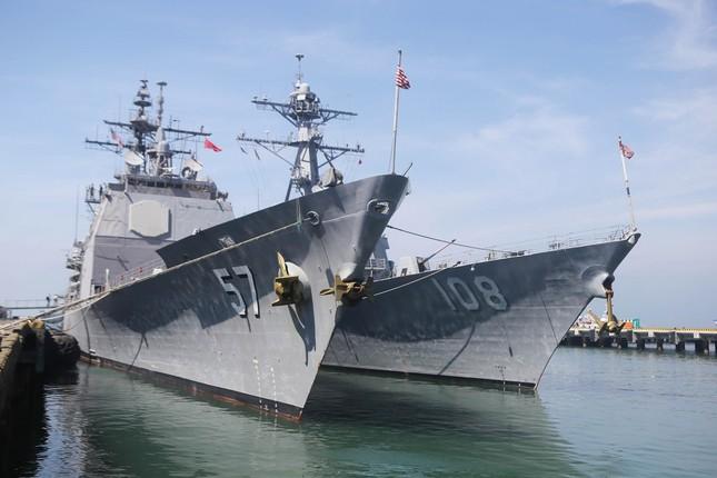 Năm ngày khó quên của thuỷ thủ tàu sân bay Carl Vinson Mỹ tại Đà Nẵng ảnh 2