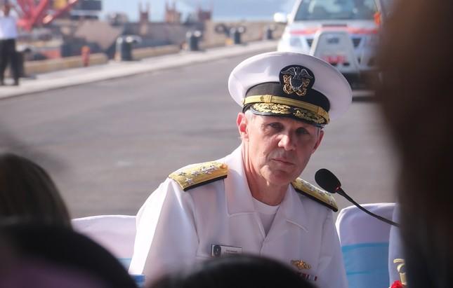 Năm ngày khó quên của thuỷ thủ tàu sân bay Carl Vinson Mỹ tại Đà Nẵng ảnh 5
