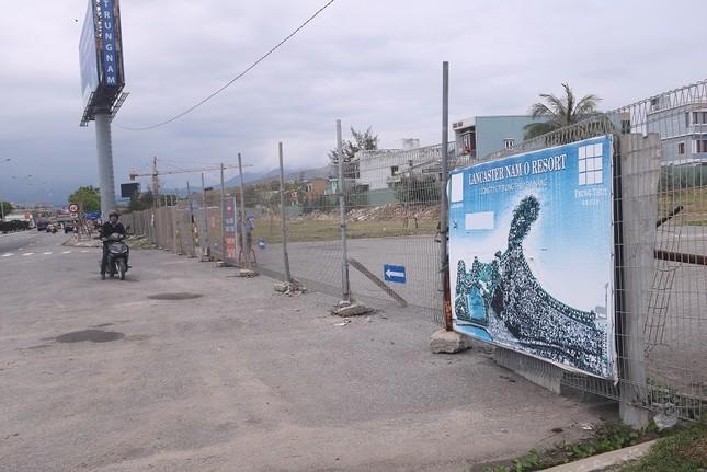 Đà Nẵng: Dân phản đối vì dự án resort chặn lối xuống biển ảnh 9