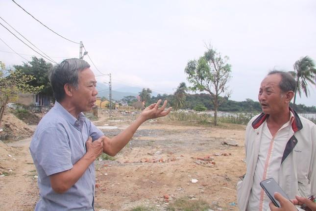 Đà Nẵng: Dân phản đối vì dự án resort chặn lối xuống biển ảnh 3
