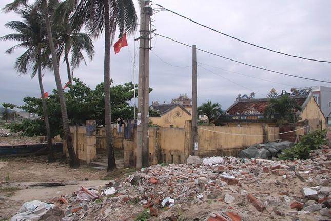Đà Nẵng: Dân phản đối vì dự án resort chặn lối xuống biển ảnh 8